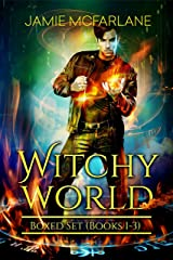 Witchy World Boxed Set: An Urban Wizard's Tale (Books 1-3) Kindle Edition