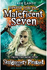 The Maleficent Seven (From the World of Skulduggery Pleasant) (Skulduggery Pleasant series) Kindle Edition