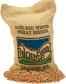 Hard Red Winter Wheat Berries • Non-GMO Project Verified • 5 LBS • 100% Non-Irradiated • Certified Kosher P...