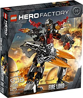 fire lord lego hero factory