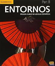 Entornos Beginning Student's Book B plus ELEteca Access (Spanish Edition)