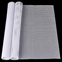 Feuilles de déshydrateur de silicone, Sopito 6 pièces Carré Antiadhésif Réutilisable Feuilles de déshydrateur de fruits