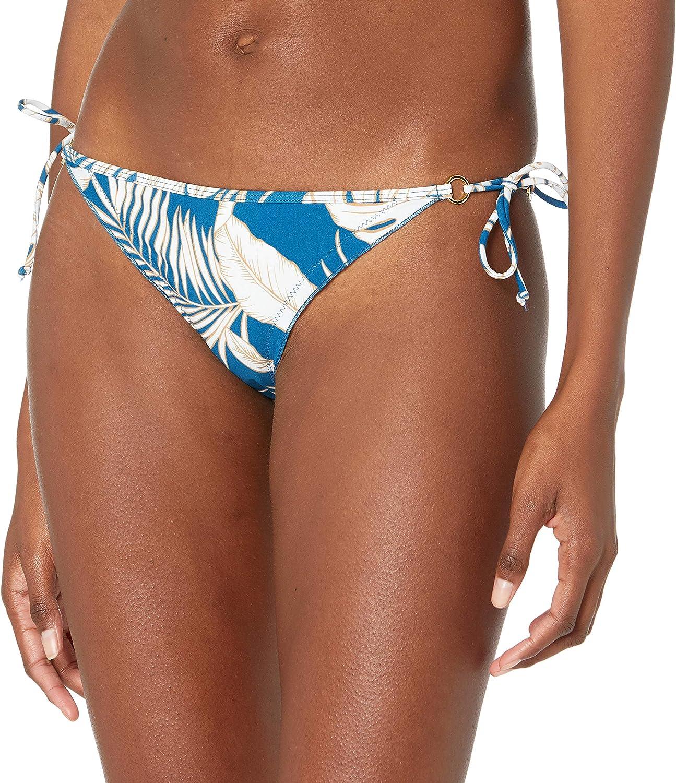 Body Glove Women's Standard Brasilia Tie Side Cheeky Bikini Bottom Swimsuit