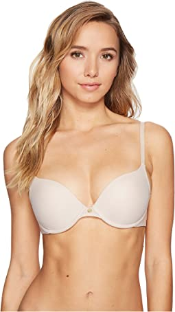 Natori Pristine Push-Up Plunge Convertible Underwire Bra 727151
