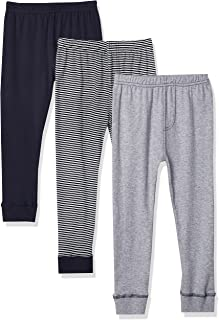 Luvable Friends Baby Boys' Cotton Pants
