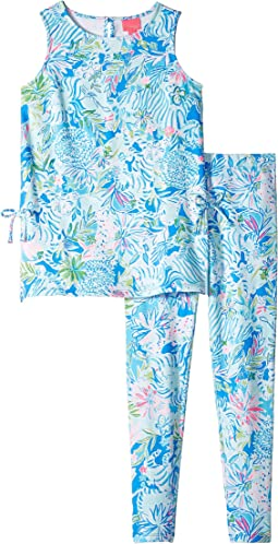 01d9153dc81b64 Lilly pulitzer kids mini harper shift dress toddler little kids big ...