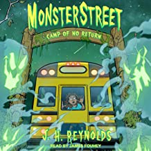 Monsterstreet: Camp of No Return: Monsterstreet, Book 4
