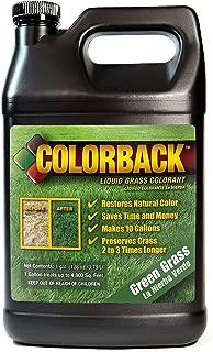 COLORBACK 4,800 Sq. Ft. Mulch Color Concentrate, 1-Gallon, Green Grass