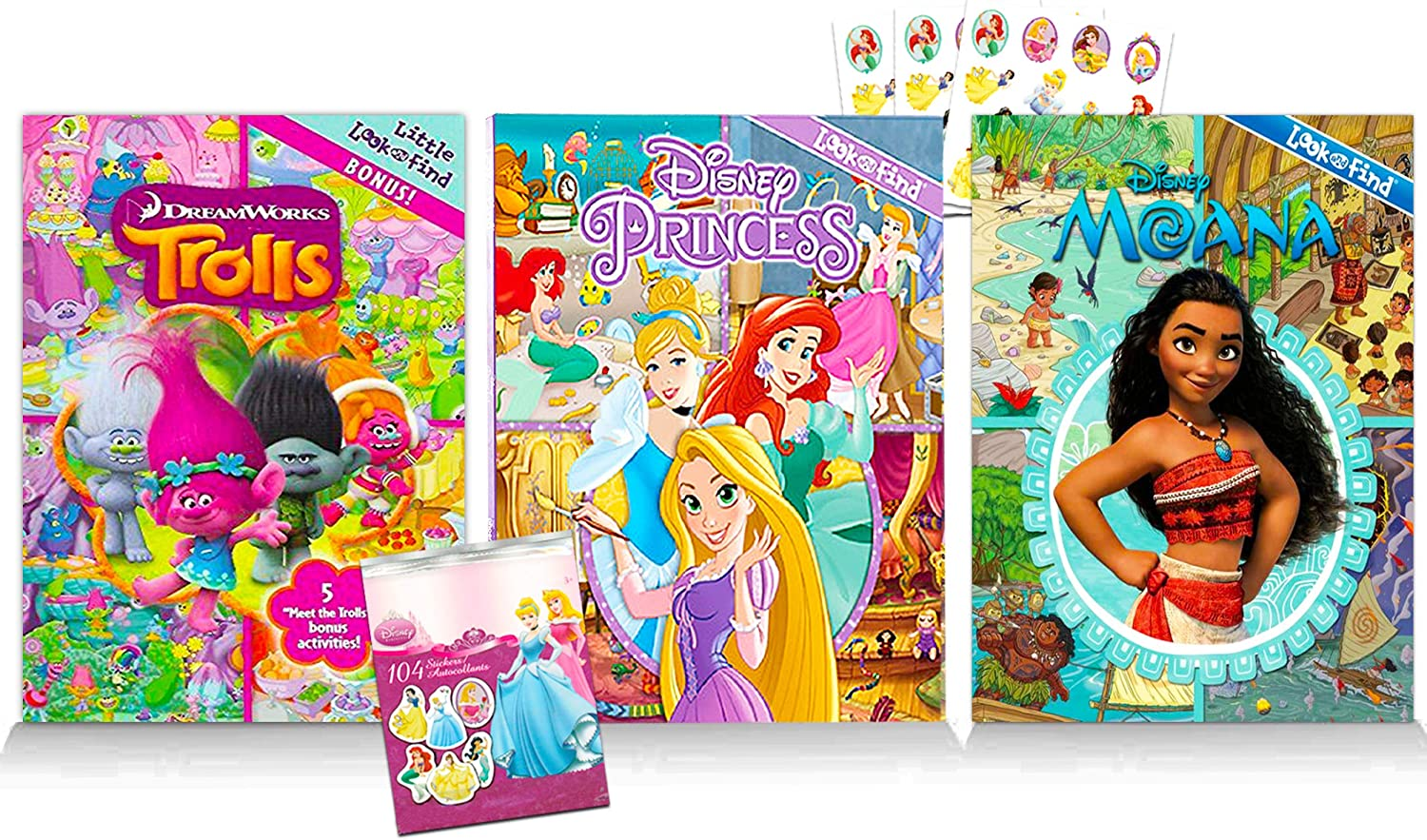 Picture Search Puzzle Kids Book Max 40% OFF Set B ~ Activity Free shipping anywhere in the nation Bundle Travel 3
