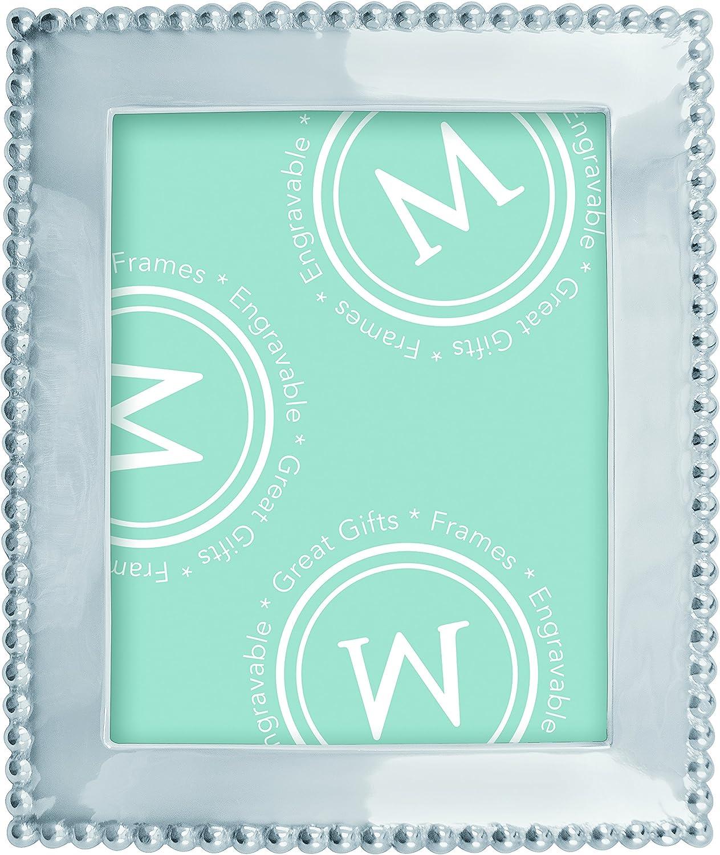 Mariposa 1305 Perlen Rahmen, 20,3 x 25,4 25,4 25,4 cm B0069BJG2W | Deutschland München  cfd443
