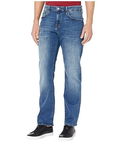 Mavi Jeans Matt Mid-Rise Relaxed Straight in Mid Brushed Cashmere (Mid Brushed Cashmere) Men