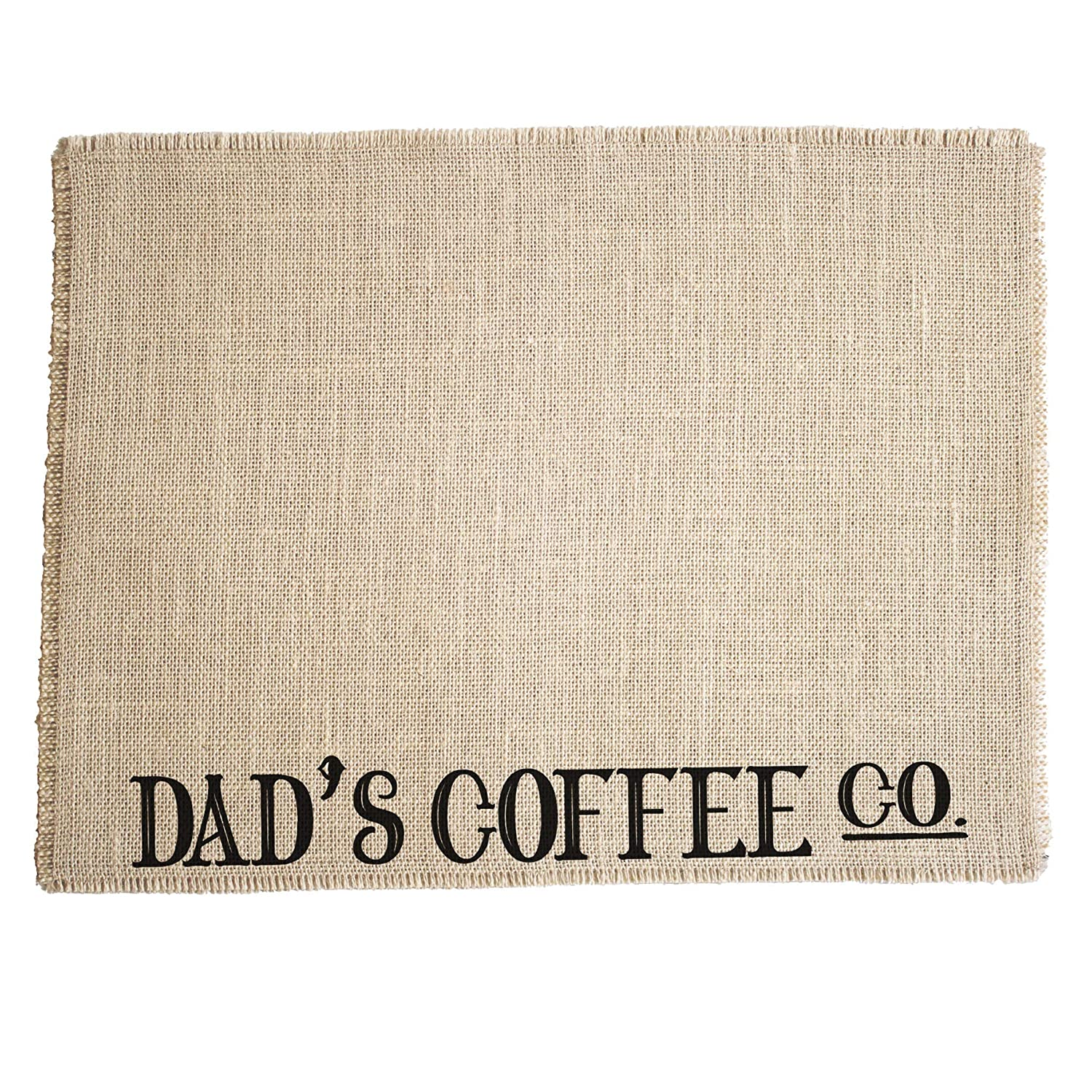 Dad's Coffee Co. Austin Mall - burlap your maker coffee Challenge the lowest price of Japan for mat