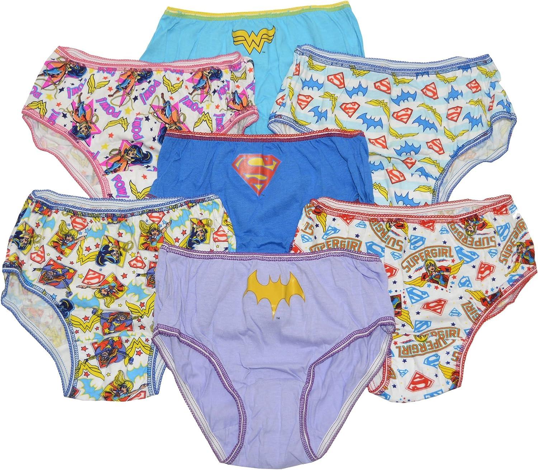 Real Heroes Womens Underwear Low Waist Panty