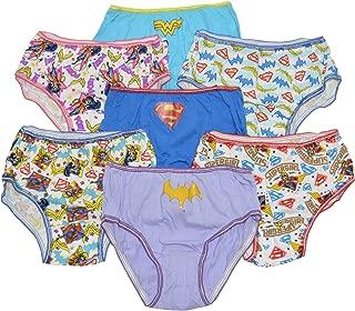 DC Super Hero Girls 7 Pack Panties