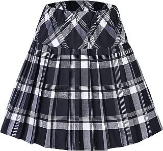 Best yellow and black tartan skirt Reviews