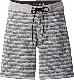 Sofa Surfer Lounger Fleece Shorts (Big Kids)