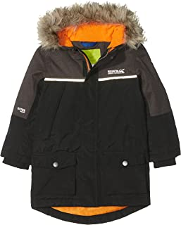 Regatta Kids Paxton 派克大衣防水保暖夹克