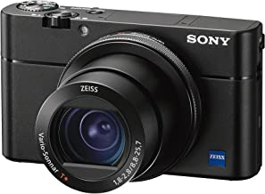 "Sony RX100VA (NEWEST VERSION) 20.1MP Digital Camera: RX100 V Cyber-shot Camera with Hybrid 0.05 AF, 24fps Shooting Speed & Wide 315 Phase Detection - 3"" OLED Viewfinder & 24-70mm Zoom Lens - Wi-Fi"