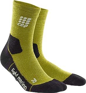 CEP, Calcetines Hiking Light Merino de corte medio para mujer, cálidos calcetines de senderismo