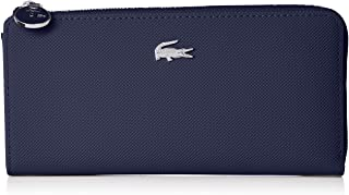 Women's Daily Classic Canvas 10 Card Zip Wallet