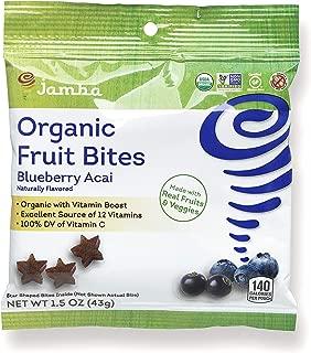 jamba juice organic fruit bites