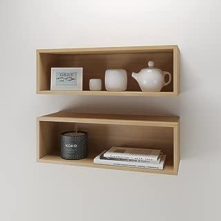Best maple cube shelves Reviews