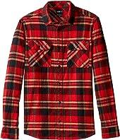 Fox - Glamper Long Sleeve Flannel