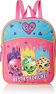 Girls' Mini Backpack, PURPLE/PINK