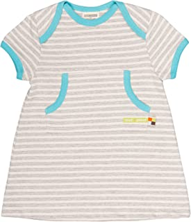 Loud + Proud Kleid, Streifen Robe Bébé Fille