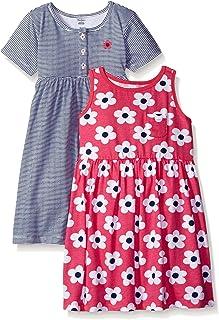 Baby Girls' 2-Pack Dress Set