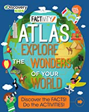 Discovery Kids Atlas: Explore and Discover the Wonders of Your World (Factivity)