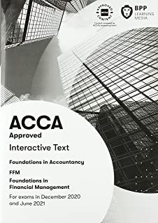 FIA Foundations in Financial Management FFM: Interactive Text