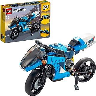 LEGO 31114 Creator 3 en 1 Supermoto, Set de Construcción de