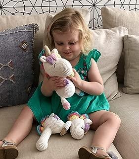 Best crochet unicorn plush Reviews