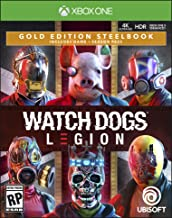 Watch Dogs Legion - Xbox One Gold Steelbook Edition