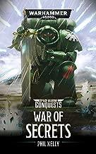 War Of Secrets (Warhammer 40,000 Book 3)