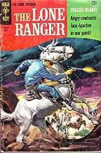 gold key lone ranger comics