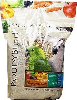 RoudyBush California Blend for Birds Medium 10 Lbs (210MDCB)