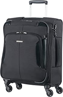 Samsonite XBR Mob Office 4 Roues 55/20 Bagage Cabine, 55 cm, 34 L, Noir