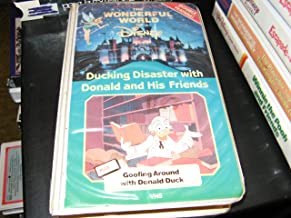 The Wonderful World of Disney: Ducking Disaster with Donald & His Friends, plus Goofing Around with Donald Duck