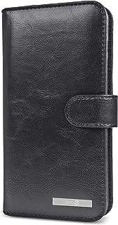 Doro Wallet case   Flip Hülle für Mobiltelefon   Schwarz, 380235