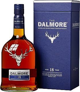 The Dalmore 18 Jahre Single Malt Scotch Whisky mit Geschenkverpackung 1 x 0,7l
