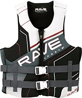 Rave Adult Neoprene Life Vest (X-Large/XX-Large,