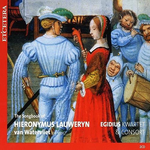 The songbook of Hieronymus Lauweryn van Watervliet, 25 Dutch