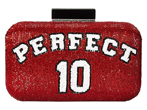 Alice + Olivia Shirley Perfect 10 Large Clutch