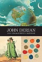 John Derian Engagement Planner Calendar Calendar 2018 [6 x 9 Inches]