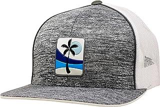 LINDO Trucker Hat - Palm Waves Sunset