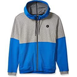 Hurley M Therma Protect Blocked FZ Pullover Sweater Hombre