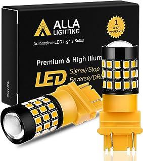 Alla Lighting 3157 LED Bulbs Super Bright 3156 3056 3157KX 4157 3457 4157NAK 3757 T25..