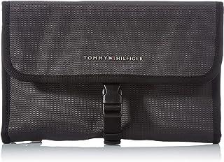 Tommy Hilfiger Herren Elevated Nylon Tasche, Pewter Grey, One Size